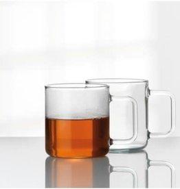 300ml From Clear Glass Mug