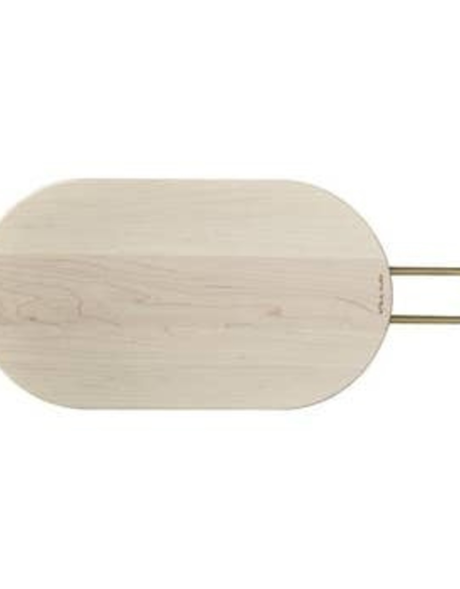 "Heath Wide Pill Cheese Board L15"" W8"""