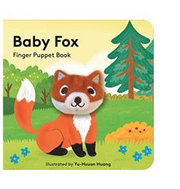 Finger Puppet Baby Fox Book