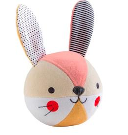 """Chiming Bunny Organic Soft Ball H8"""""""