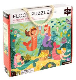 Mermaid Friends Floor Puzzle  24 piece