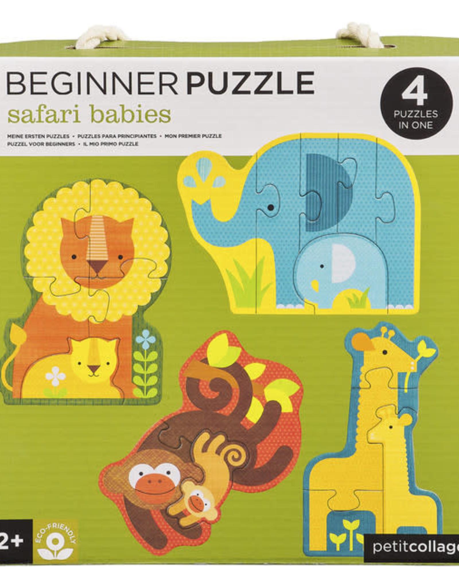 Safari Babies Beginner Puzzle