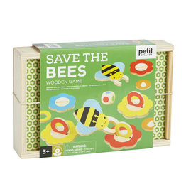 Save the Bees Wooden Game