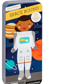 Space Bound Magnetic Dress Up