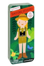 Nature Magnetic Dress Up Girl