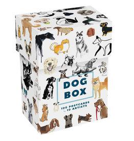 Dog Box  of 100 Postcards