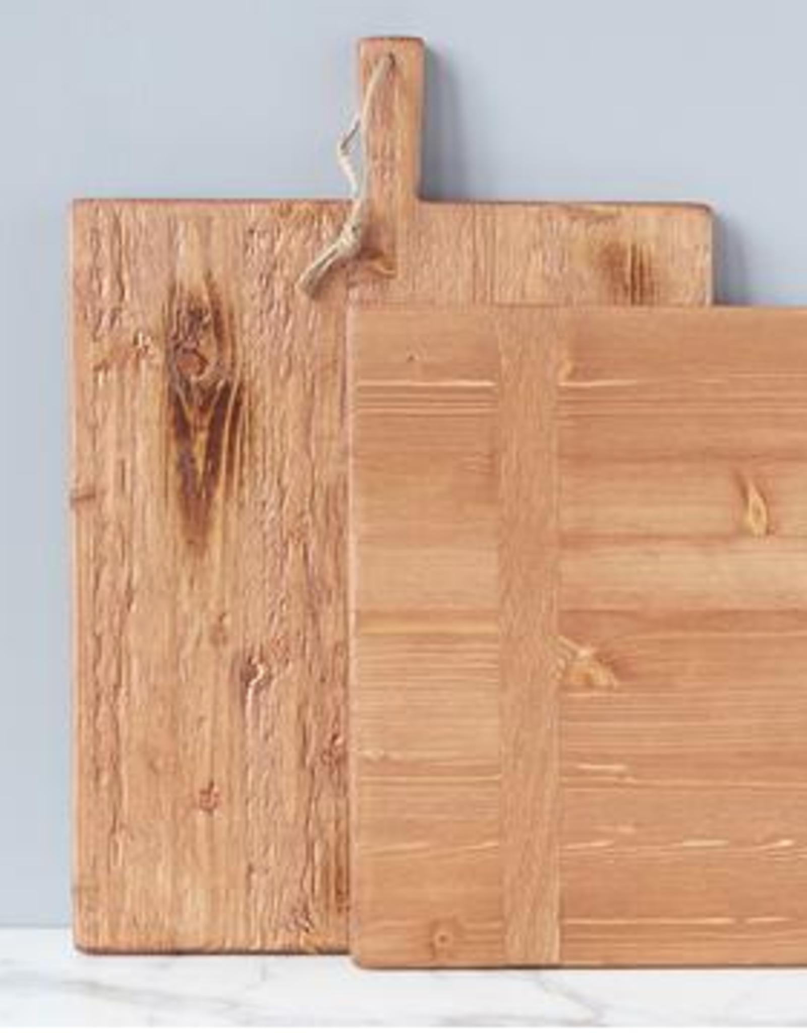 "Medium Rectangle Pine Charcuterie Board L22"" W16"""