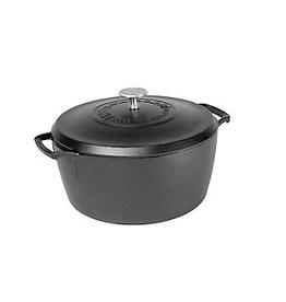 5.5 Quart Blacklock Lightweight Cast Iron Dutch Oven