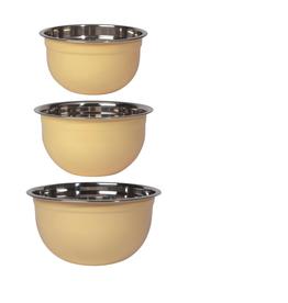 Sunrise Mixing Bowls Set of 3