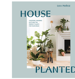 House Planted Book