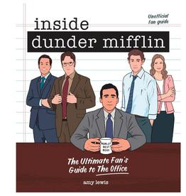 Inside Dunder Mifflin Book