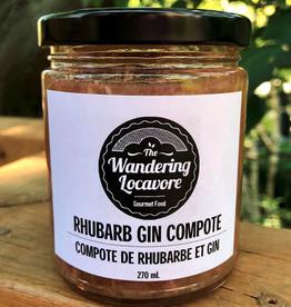 Rhubarb Gin Compote 270ml
