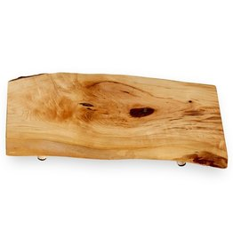 Small Maple with Raw Edge Cheese Board