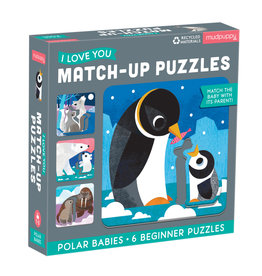 Polar Babies Match Up Puzzle