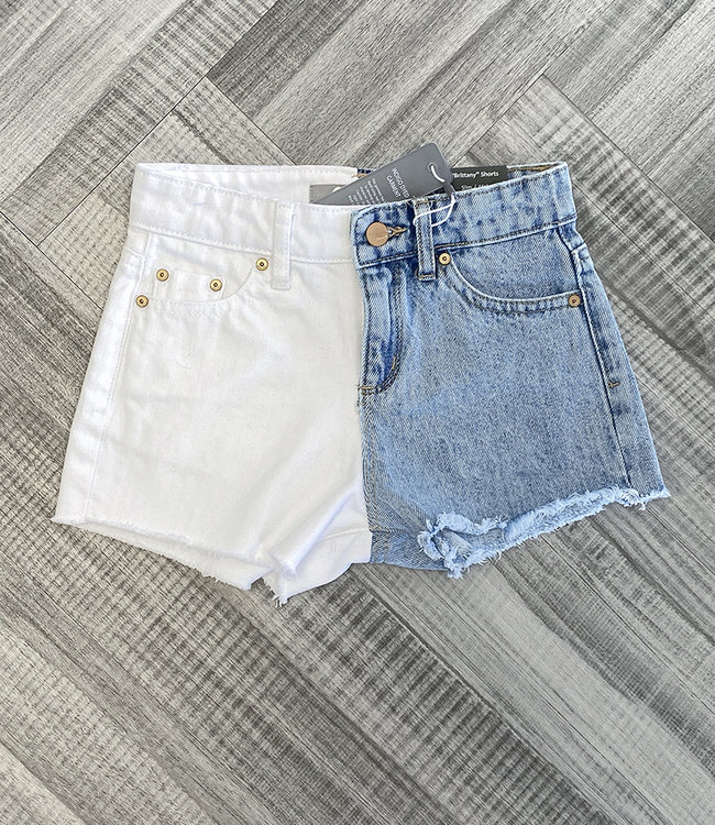 TWO COLOR SHORT
