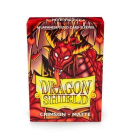 Dragon Shield Dragon Shield Matte Japanese Size (100)