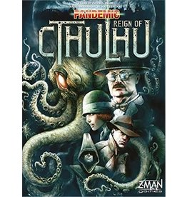 Reign of Cthulu (Pandemic System)