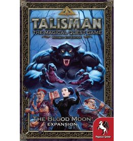 Talisman Expansion The Blood Moon