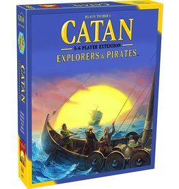 Catan Studio Catan Explorers & Pirates 5 to 6 Player Extension