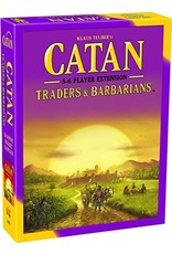 Catan Studio Catan Traders & Barbarians 5 to 6 Player Extension