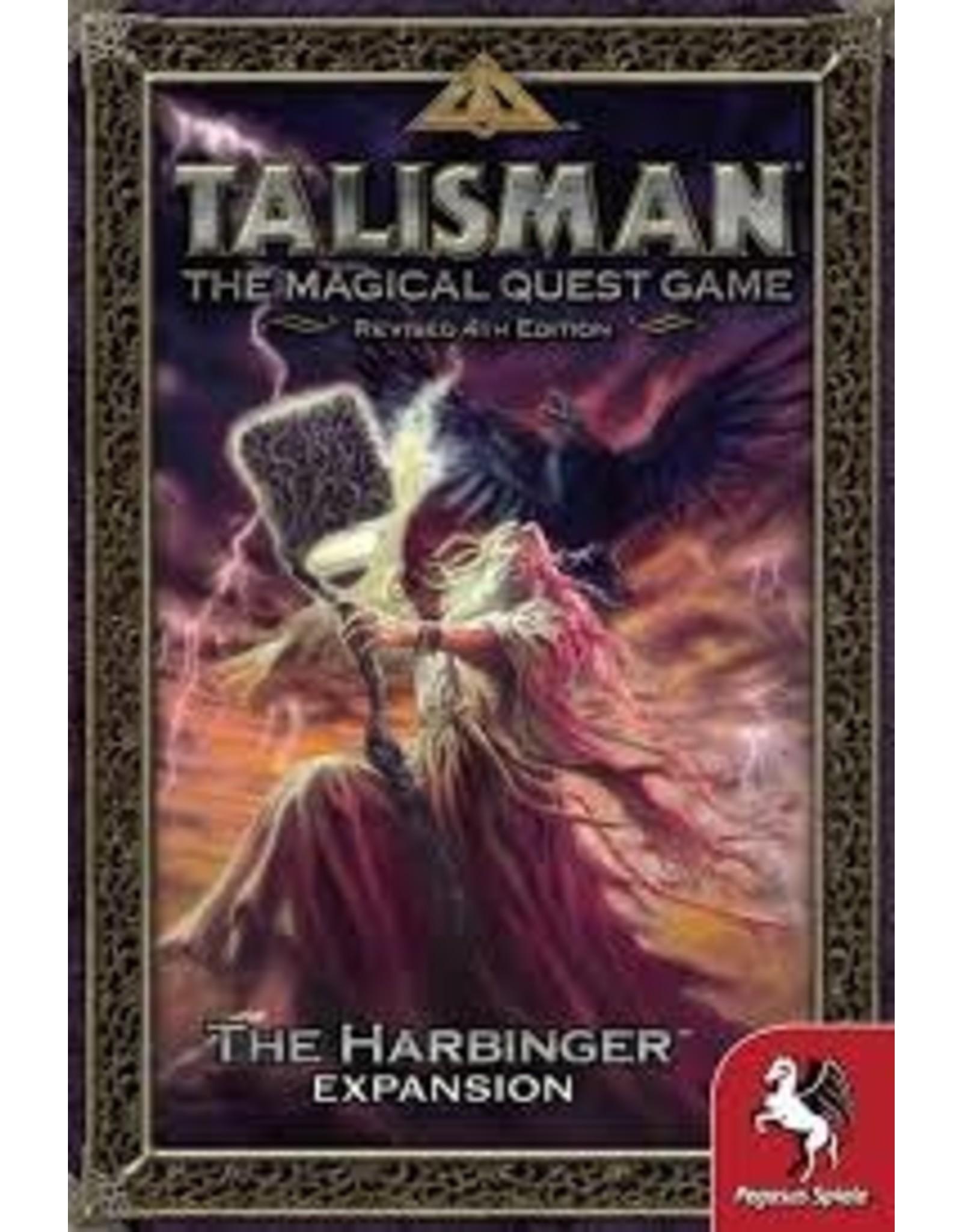 Talisman Expansion The Harbinger
