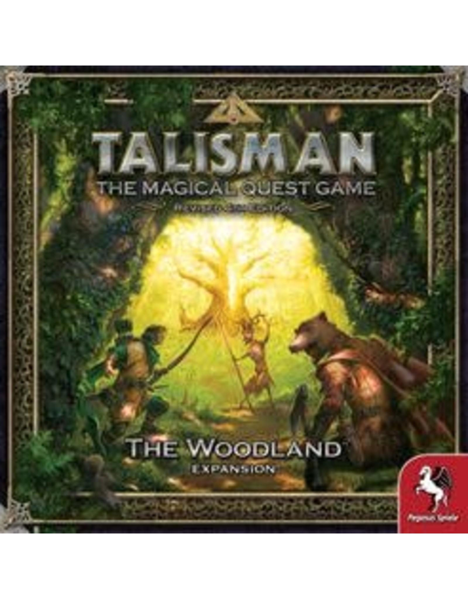 Talisman Expansion The Woodland