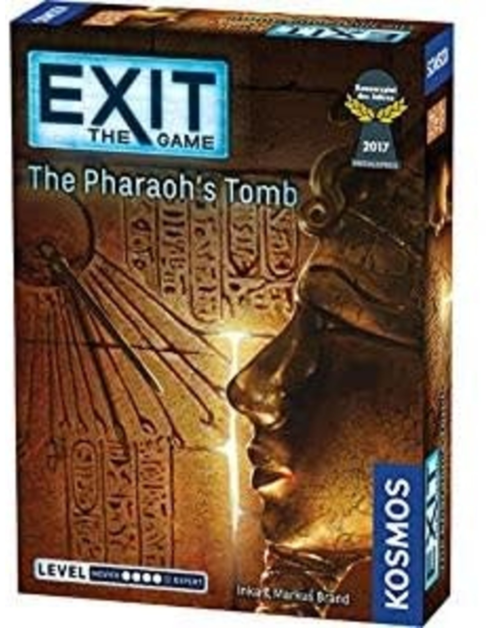 Thames & Kosmos Exit the Game: The Pharaoh's Tomb