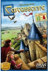 Z-Man Games Carcassonne