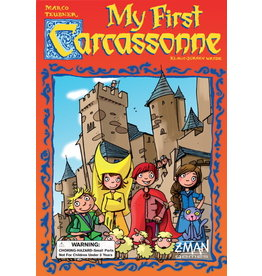 Z-Man Games My First Carcassonne