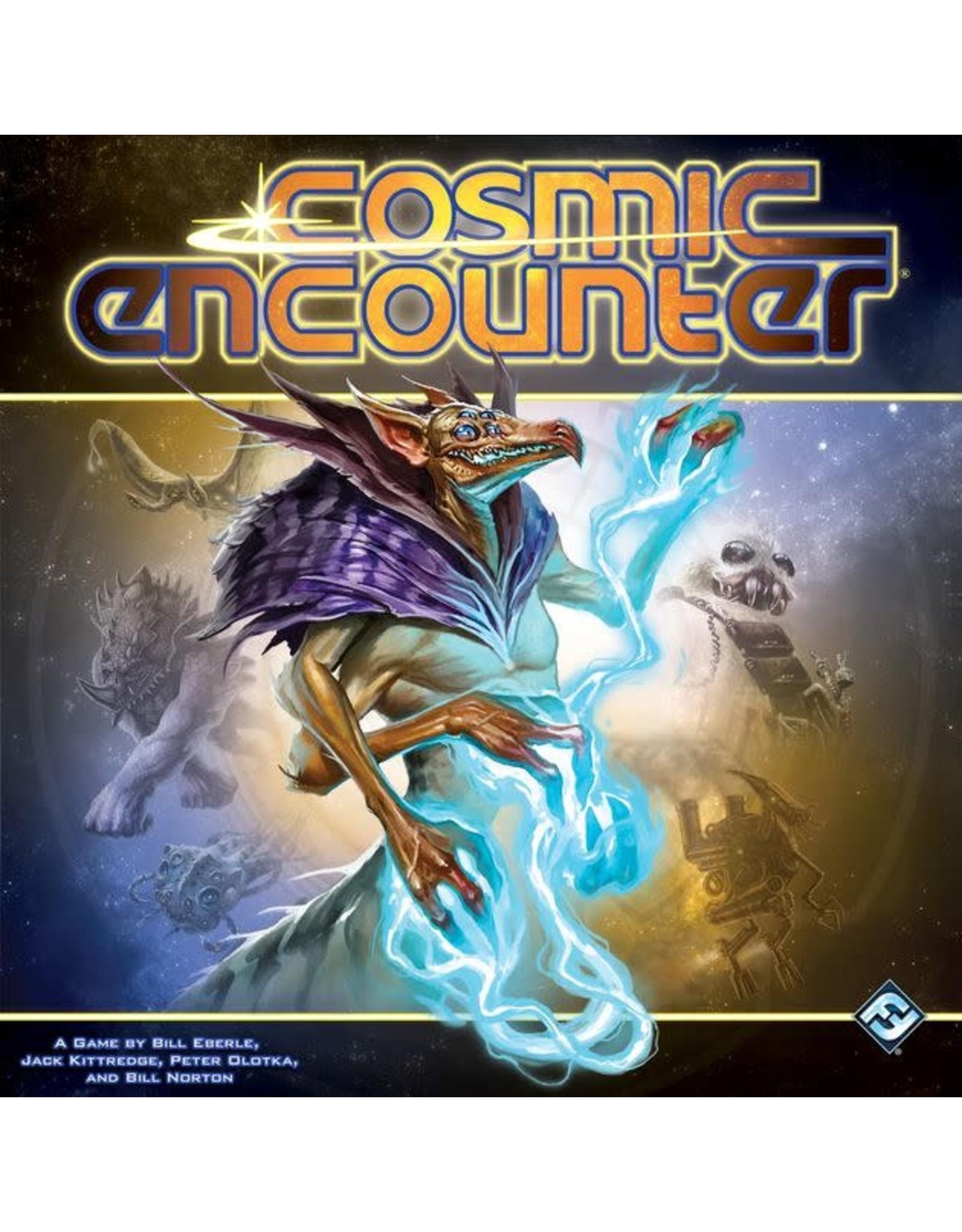 Cosmic Encounters