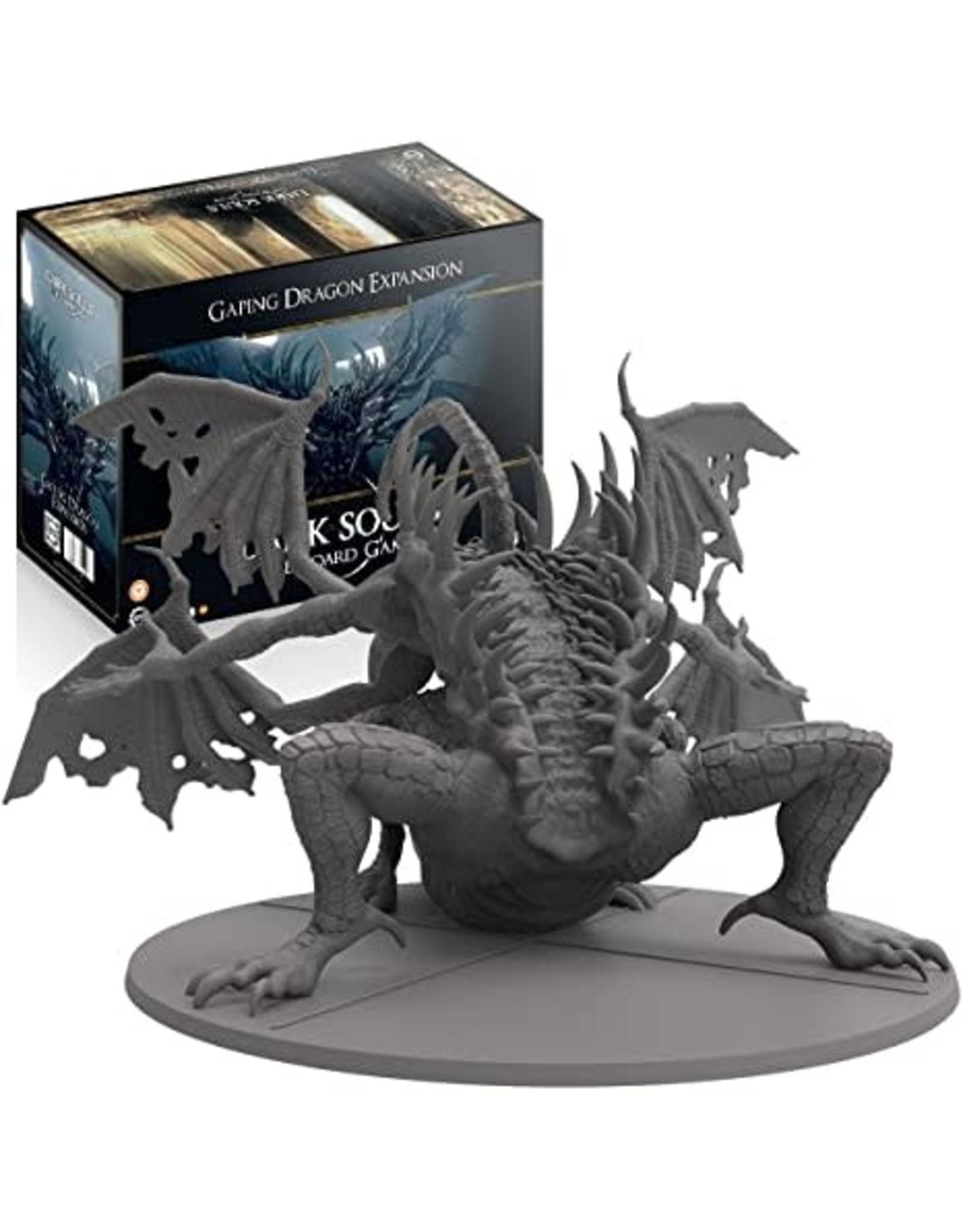 Dark Souls Expansion Gaping Dragon