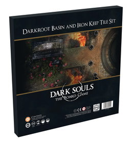Dark Souls Darkroot Basin and Iron Keep Tile Set