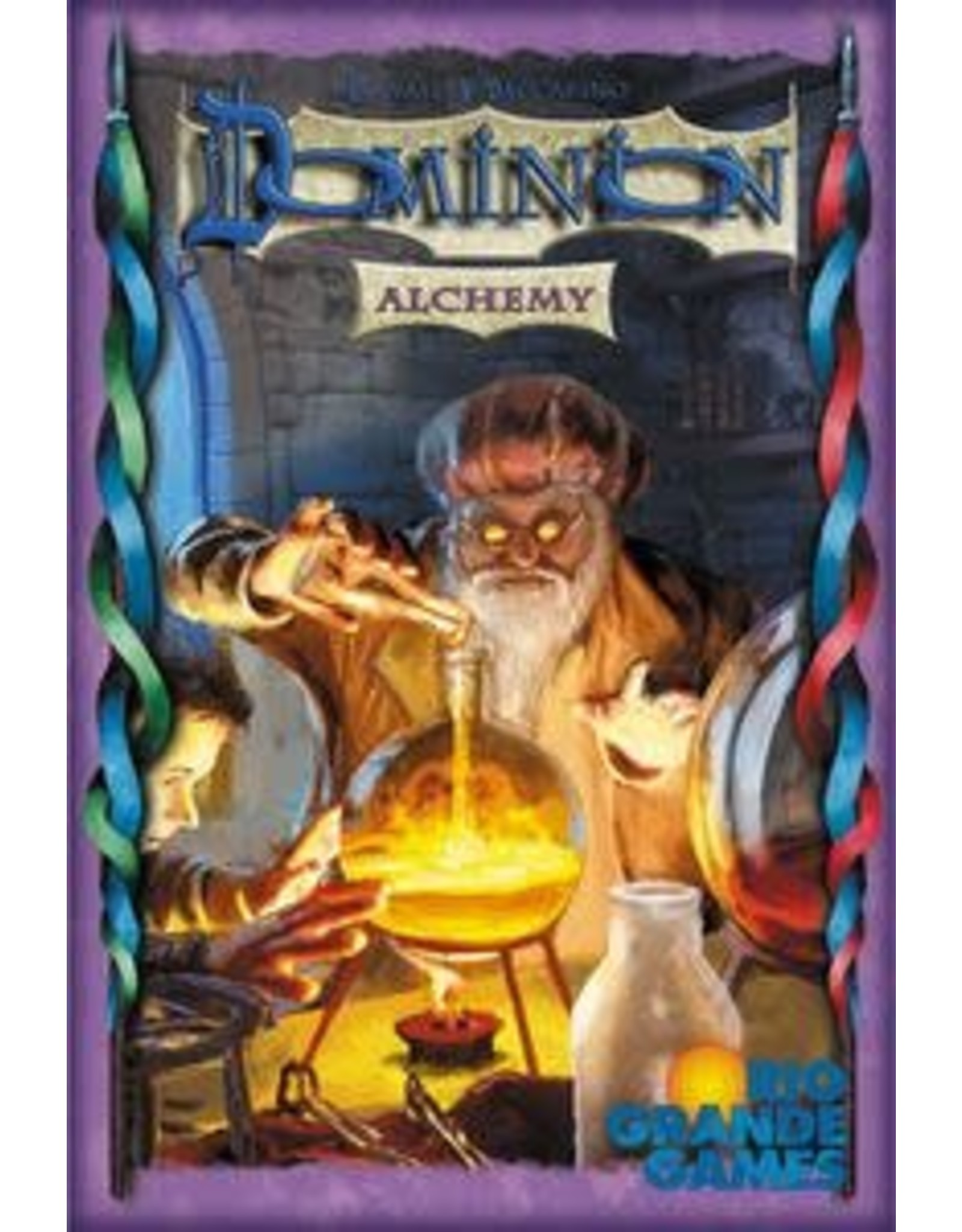 Dominion Expansion Alchemy
