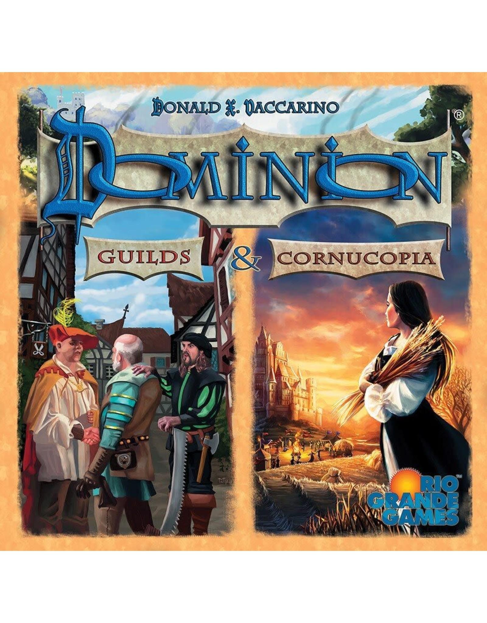 Dominion Expansion Mixed Box Guilds & Cornucopia