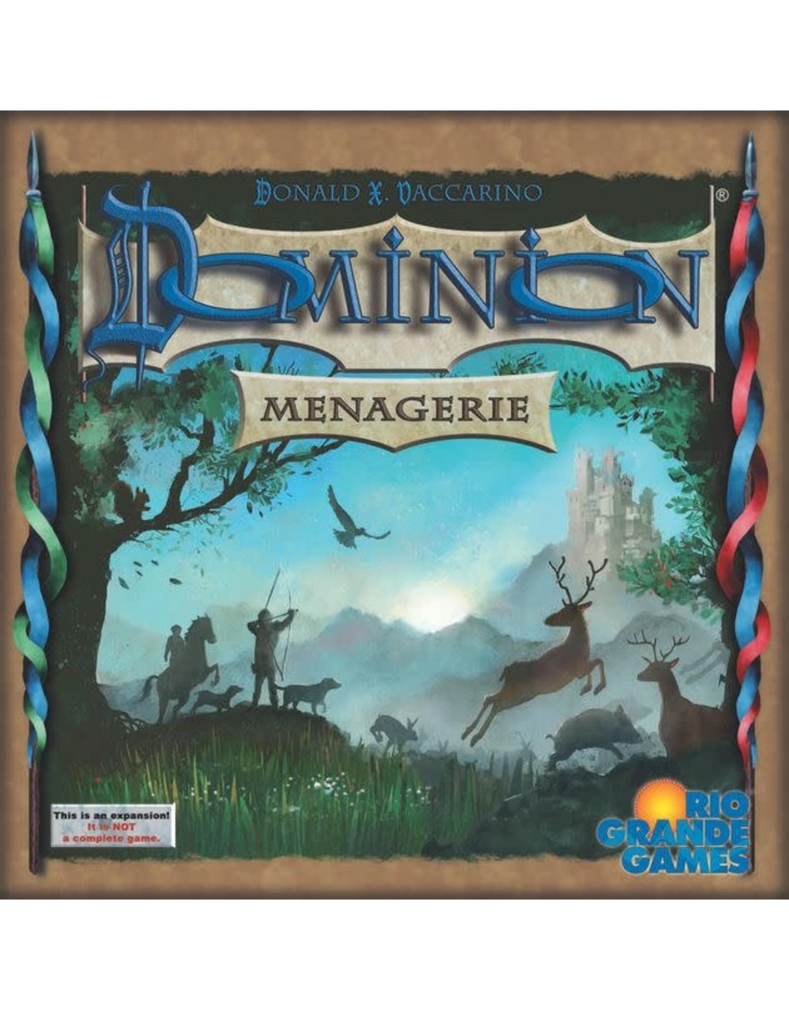 Dominion Expansion Menagerie