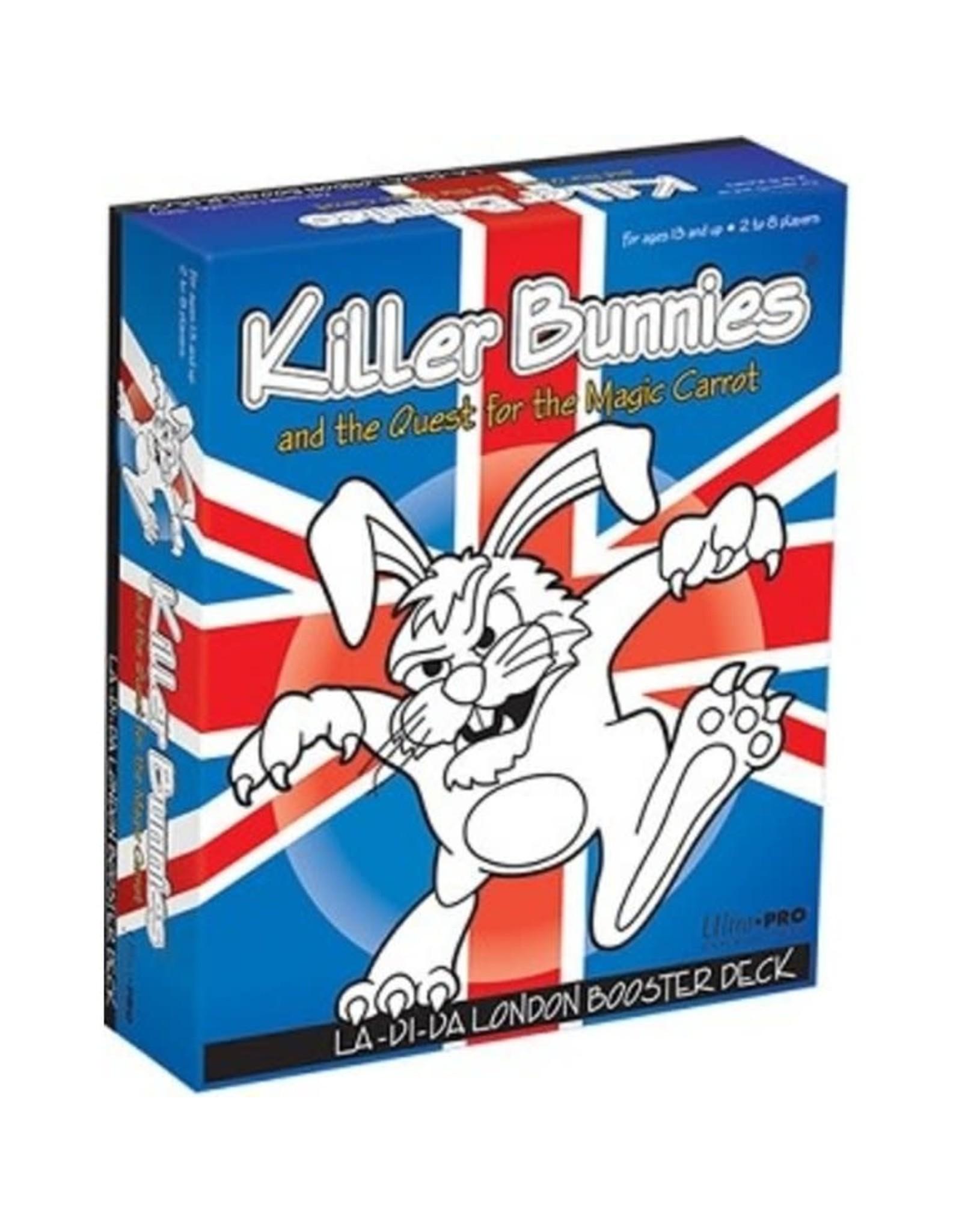 Killer Bunnies LaDiDa London Booster Deck