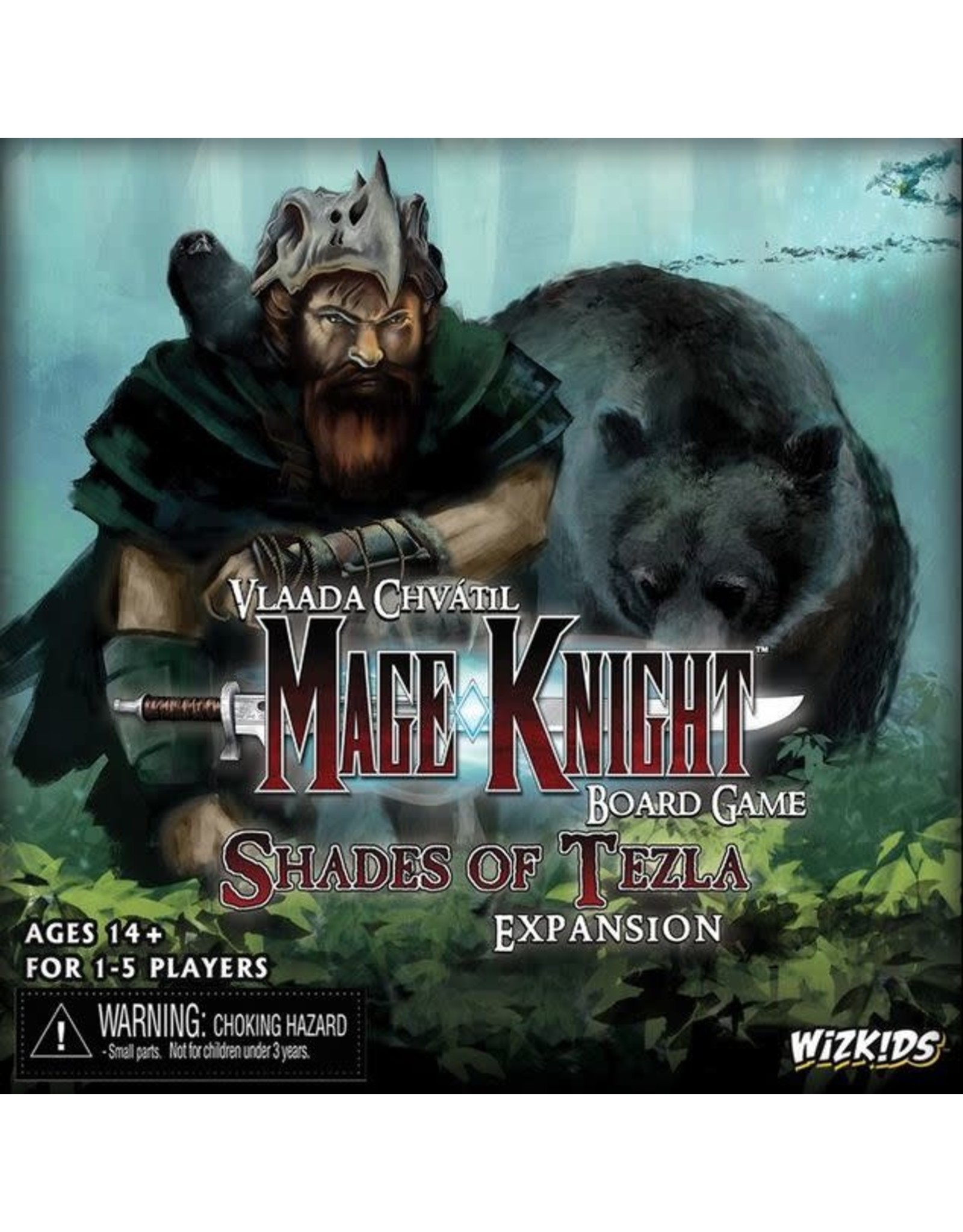Mage Knight Expansion Shades of Tezla