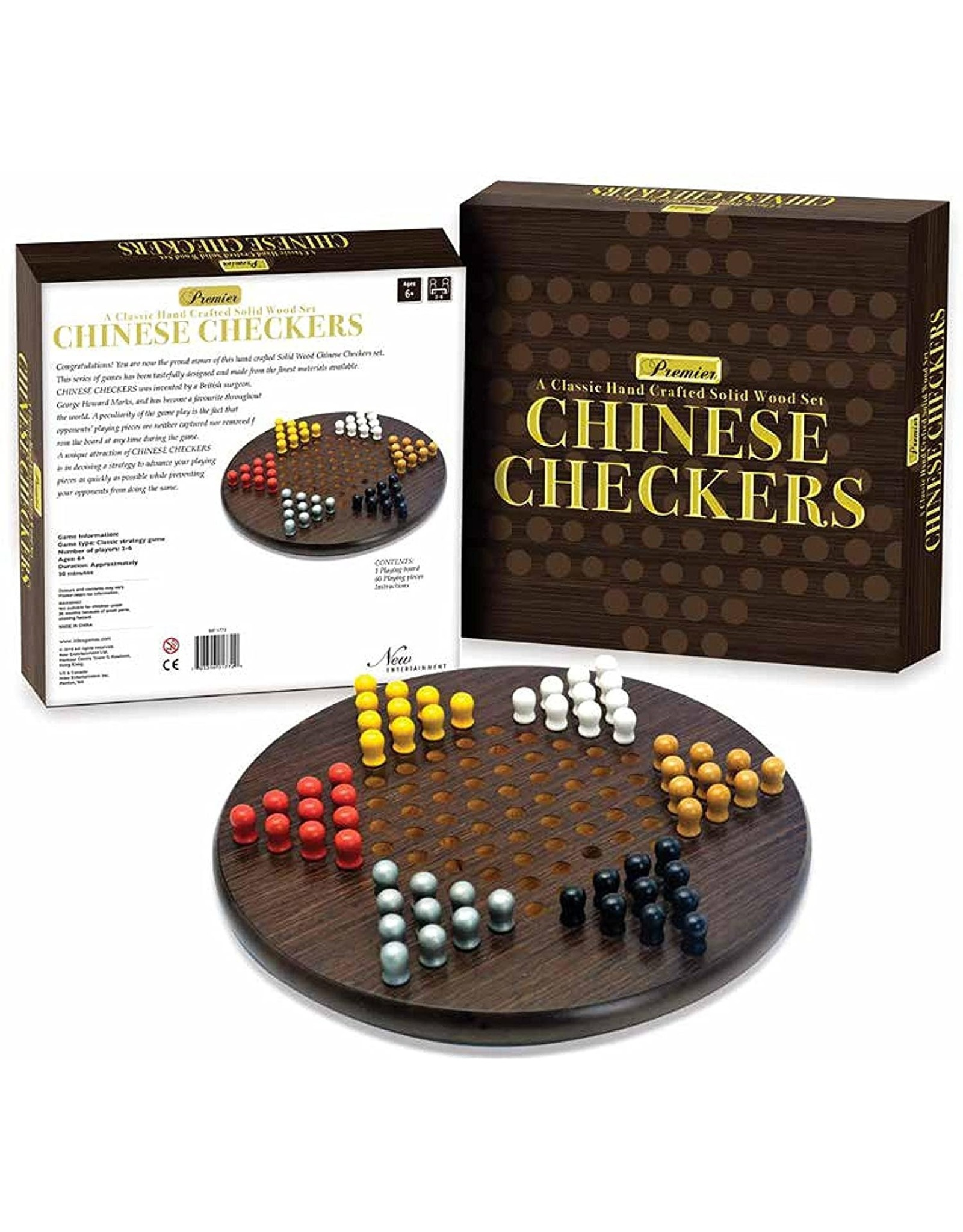 Chinese Checkers Premier Classic Games Collection