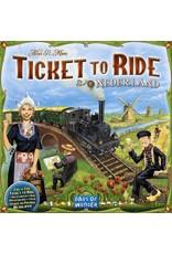 Ticket to Ride Expansion Nederland