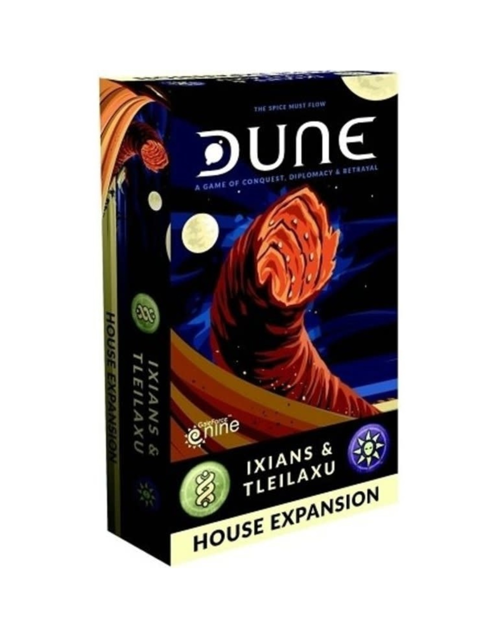 Dune Ixians & Tleilaxu House Expansion
