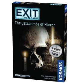 Thames & Kosmos Exit the Game: The Catacombs of Horror