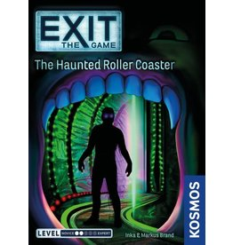 Thames & Kosmos Exit the Game: The Haunted Roller Coaster
