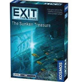 Thames & Kosmos Exit the Game: The Sunken Treasure