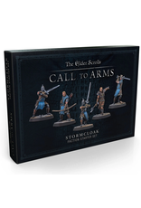 The Elder Scrolls A Call to Arms Stormcloak Faction Starter Set
