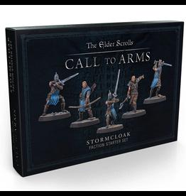 The Elder Scrolls A Call to Arms Stormcloak Faction Starter Set