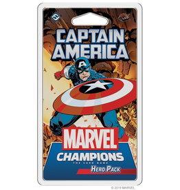 Marvel Champions Hero Pack Captain America