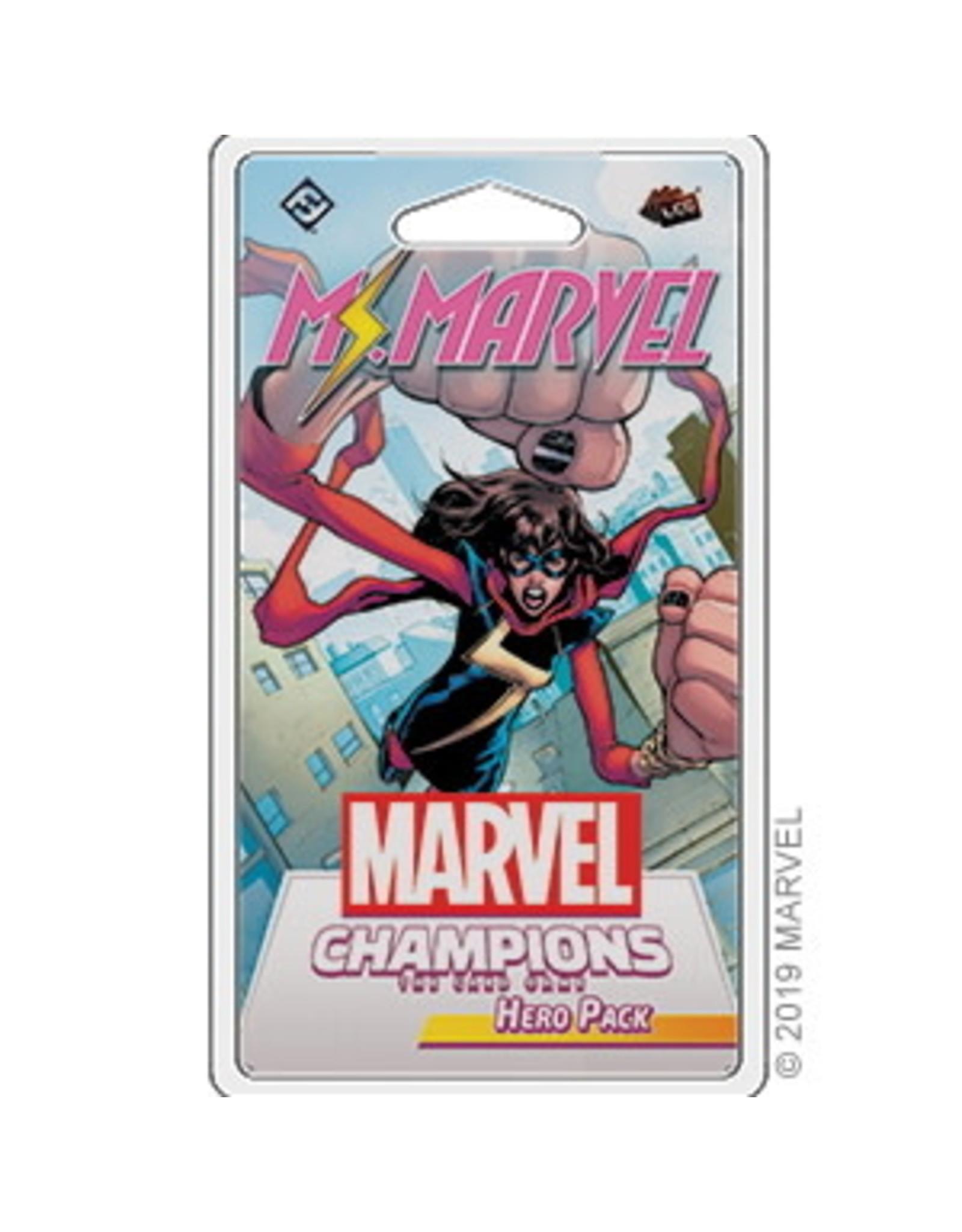 Marvel Champions Hero Pack Ms. Marvel