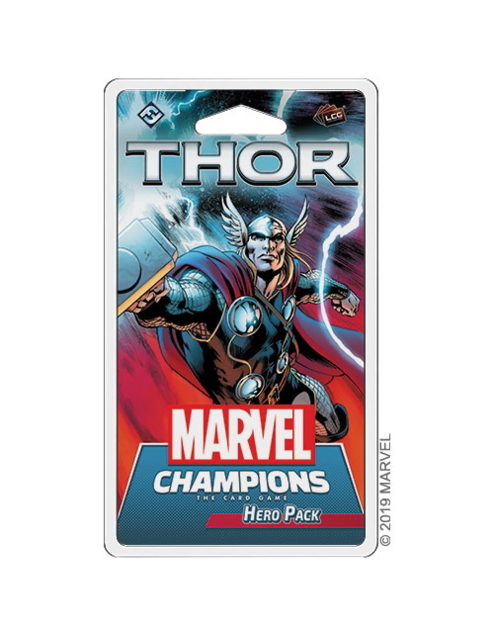 Marvel Champions Hero Pack Thor