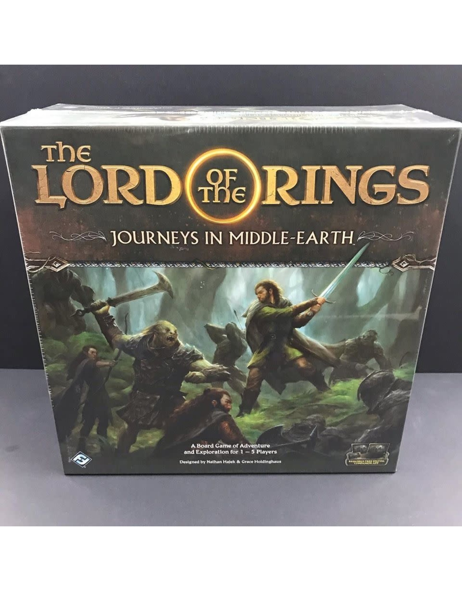 Lord of the Rings Journeys in Middle-Earth