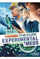 Pandemic The Cure: Experimental Meds Super Expansion